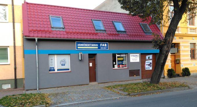 Pobočka Kojetín, Kroměřížská 201 (Zámečnický servis)