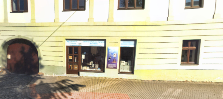 Pobočka Hranice, Komenského 286 (Elektrospektrum Hranice,s.r.o.)