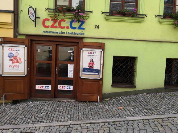 Pobočka Frýdek-Místek, Hluboká 74 (CZC.cz Partner)