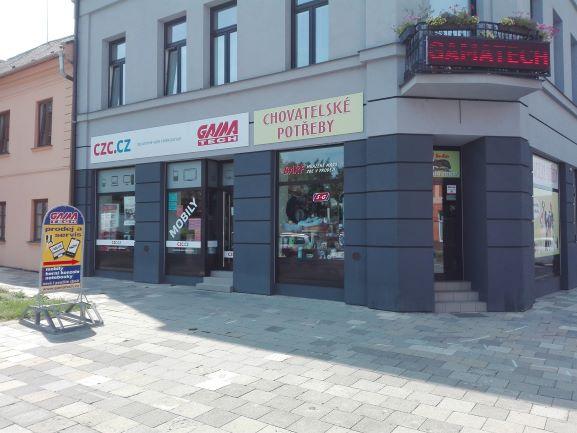 Pobočka Prostějov, Plumlovská 932/3 (GAMA – CZC.CZ)
