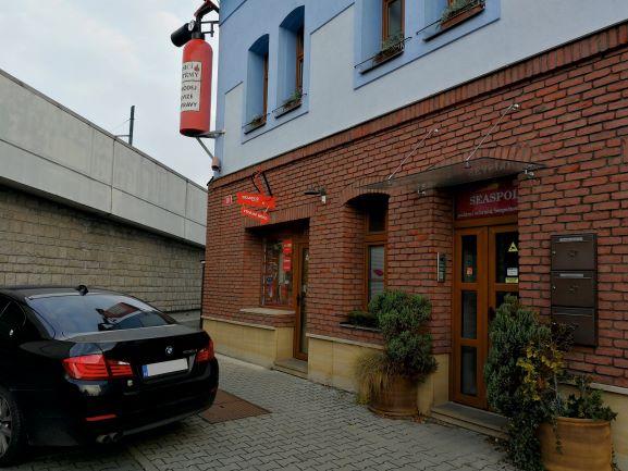 Pobočka Plzeň, Lindauerova 19 (SEASPOL Group s.r.o. )