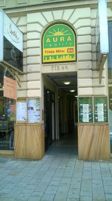 Pobočka Pardubice, třída Míru 64 (Špalda zdravá výživa)