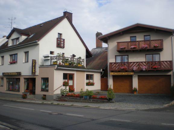 Pobočka Nové Město na Moravě, Soškova 231 (LYŽE-SLONEK)