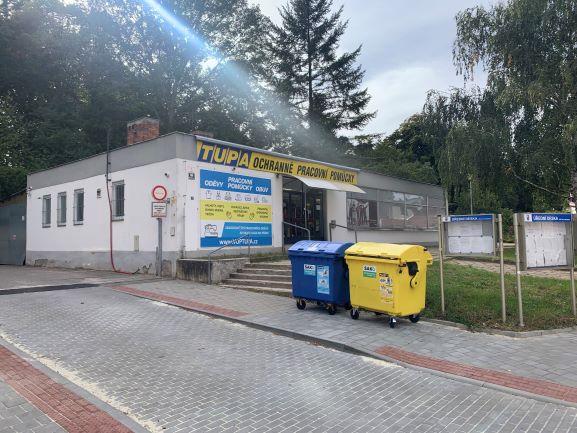 Pobočka Brno, Hudcova 309/2a (TUPA OPP pracovní oděvy)