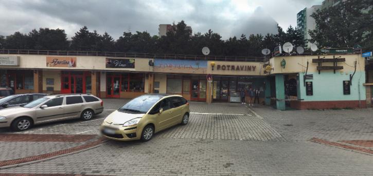Pobočka Brno, Pálavské náměstí 4284/2 b (Potraviny)