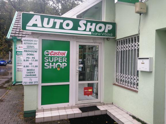 Pobočka Hořovice, Tyršova 563/25 (Auto Shop Vrbová)