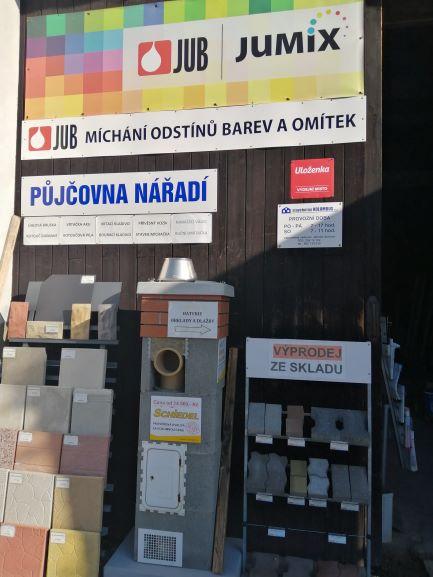 Pobočka Zruč nad Sázavou, Zručský Dvůr 1121 (Stavebniny KOLUMBUS s.r.o. )