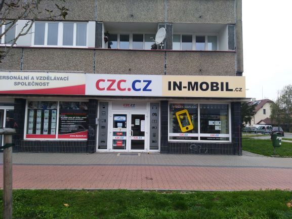 Pobočka Mladá Boleslav, Václava Klementa 824 (IN-MOBIL.cz - CZC.CZ)
