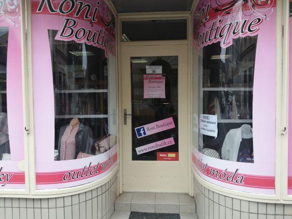 Pobočka Jilemnice, Husova 18 (Roni boutique)