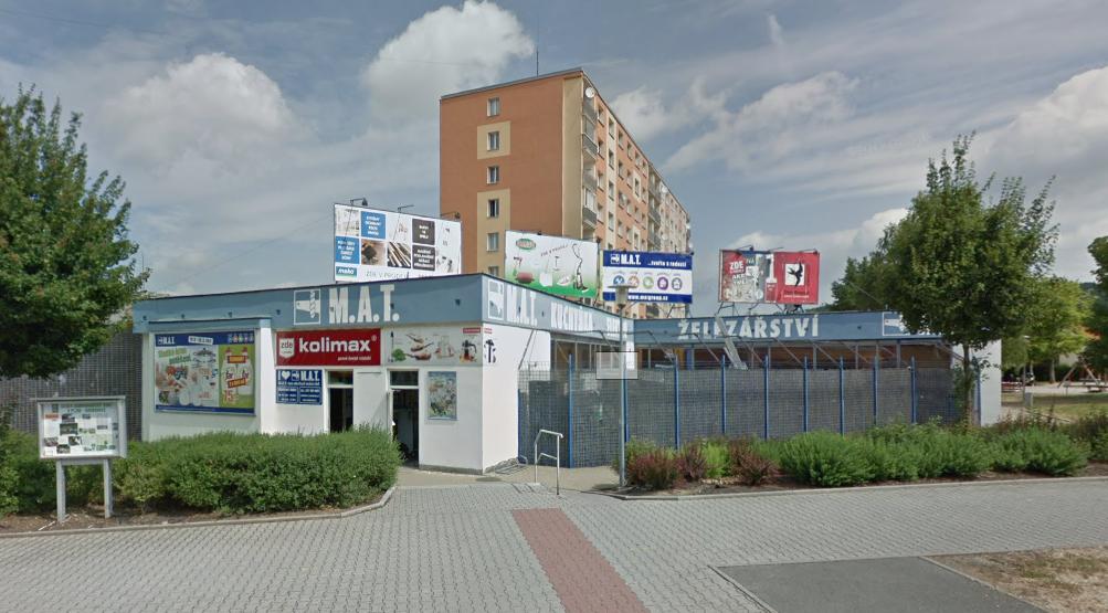 Pobočka Plzeň, Zábělská 41 (M.A.T. Zábělská)