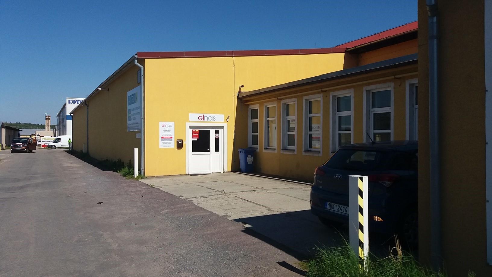 Pobočka Znojmo, Evropská 394/51 (ELNAS s.r.o.)