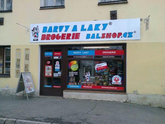Pobočka Litomyšl, Mařákova 282 (Barvy a Laky Drogerie)