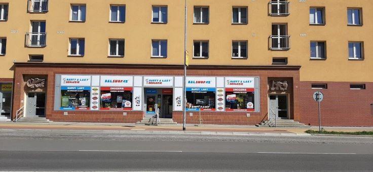 Pobočka Pardubice, Karla IV. Čp.54 (Barvy a laky drogerie)