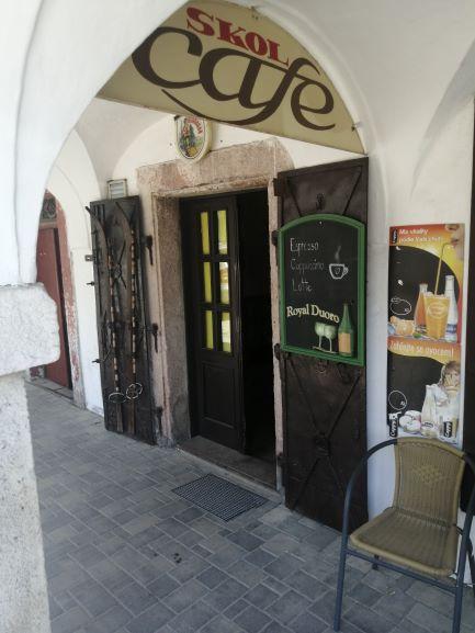 Pobočka Žacléř, Rýchorské náměstí 13 (Skol - Cafe)