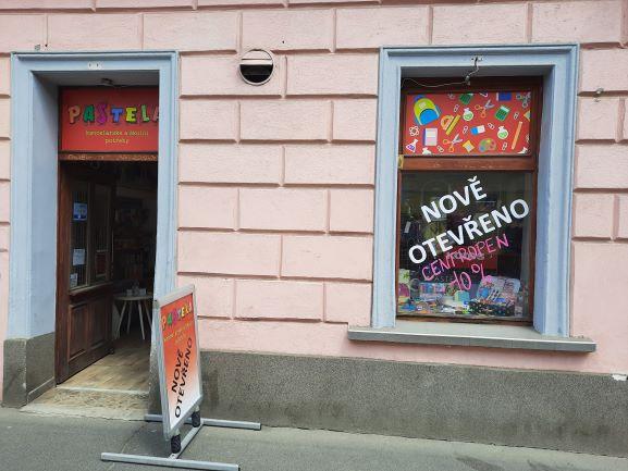 Pobočka Brno, Václavská 10 (Pastela)