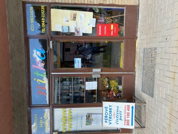 Pobočka Hanušovice, Hlavní 143 (Prodejna Nitka)