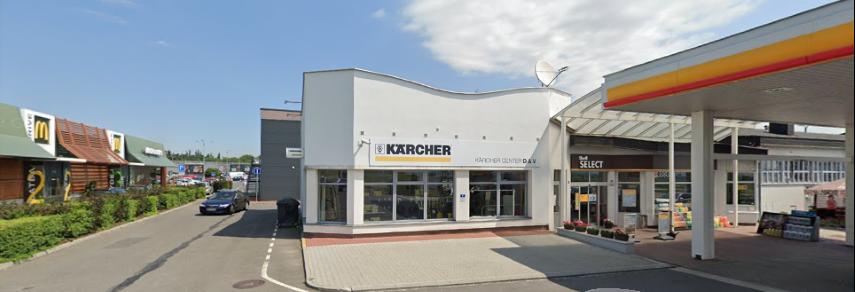 Pobočka Opava, Hlučínská 47 (KÄRCHER CENTER D&V Opava)