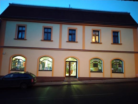 Pobočka Litvínov, Chudeřínská 59 (Milan Perman - KOREP)