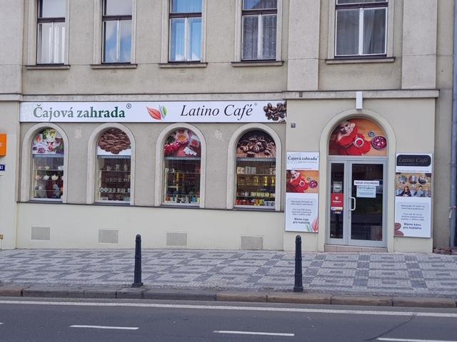 Pobočka Praha 7, Veletržní 590/43 (Latino Café)