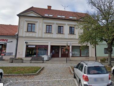Pobočka Valašské Klobouky, Masarykovo náměstí 107 (Bytový textil)