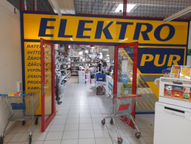 Pobočka Olomouc, Jeremiášova 486/1 (Elektro PUR)