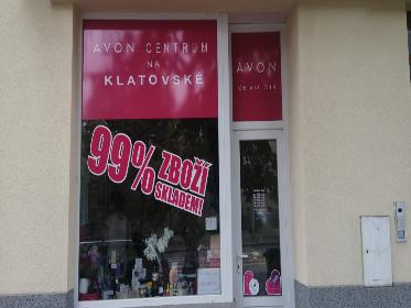 Pobočka Plzeň, Klatovská tř. 671/115 (AVON Centrum)