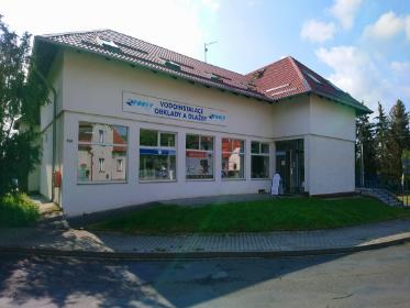 Pobočka Kralovice, Na palcátech 691 (FORTY s.r.o - vodoinstalace)