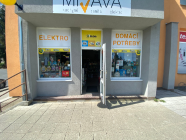 Pobočka Domažlice, Kozinova 259 (Elektro, domácí potřeby)