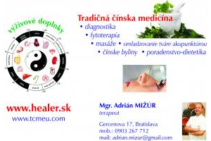 ABC Traditional Medica s. r. o - www.healer.sk